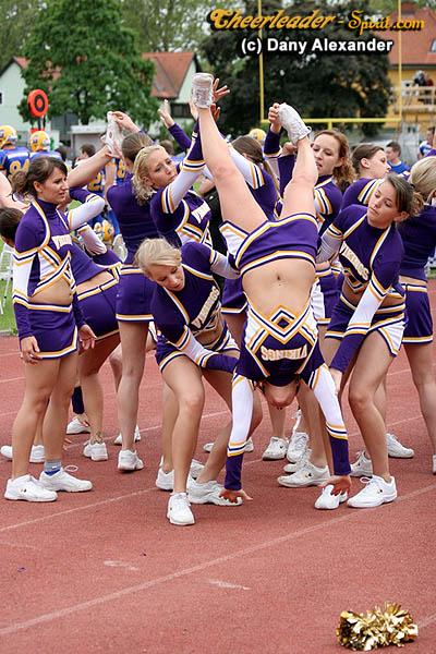 cheerleader spiele